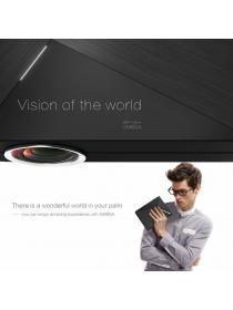 WiFi Wireless Projector, Edeelink GM60A Wireless Display WIFI Mini Portable LED LCD Home Theater Projector Private Cinem